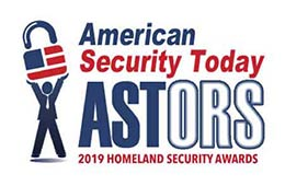 2019 ASTORS Homeland Security Award