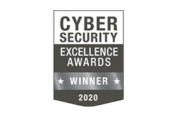 2020 Cybersecurity Excellence Award