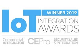 2019 IoT Integration Award