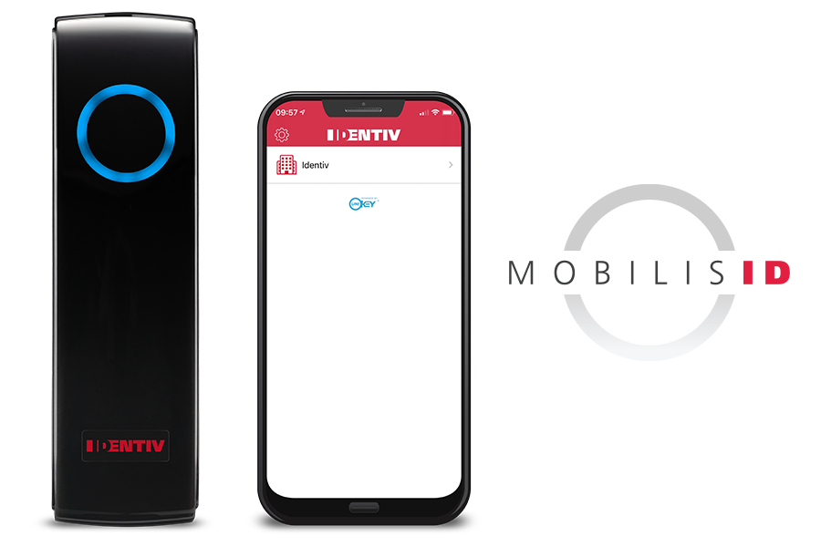 MobilisID Product Image and Logo