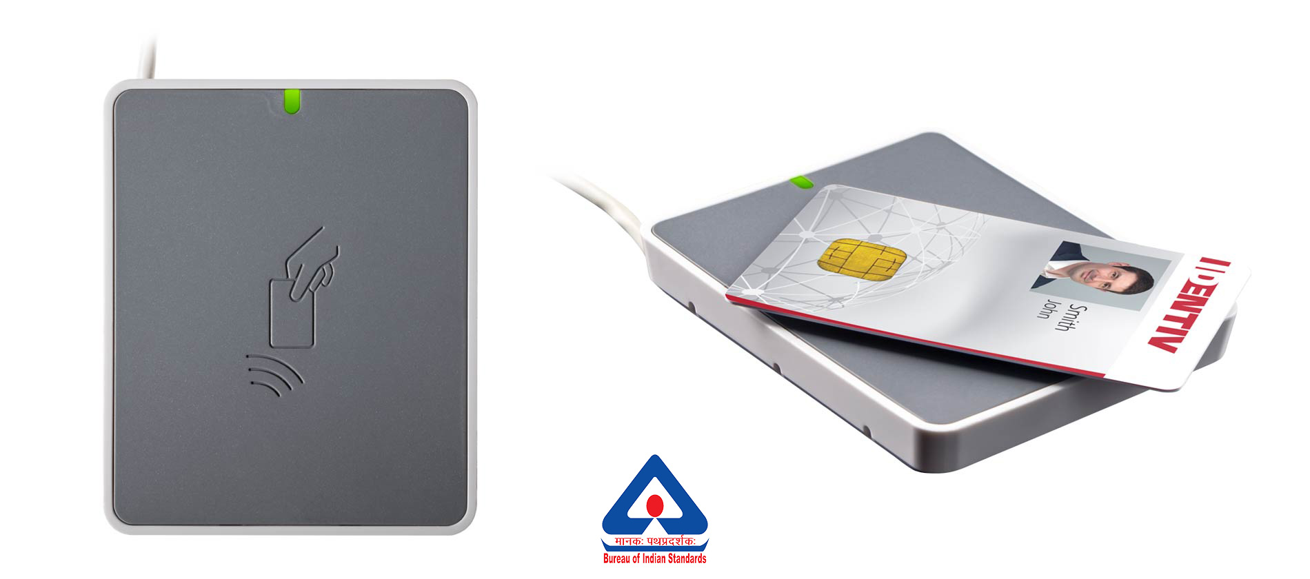 Identiv uTrust 3700 F Contactless Smart Card Reader