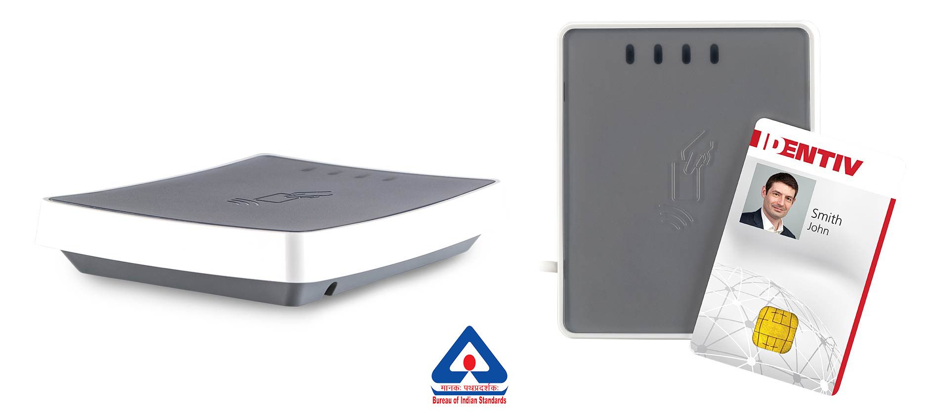 Identiv uTrust 4711 F Contactless Smart Card Reader with SAM