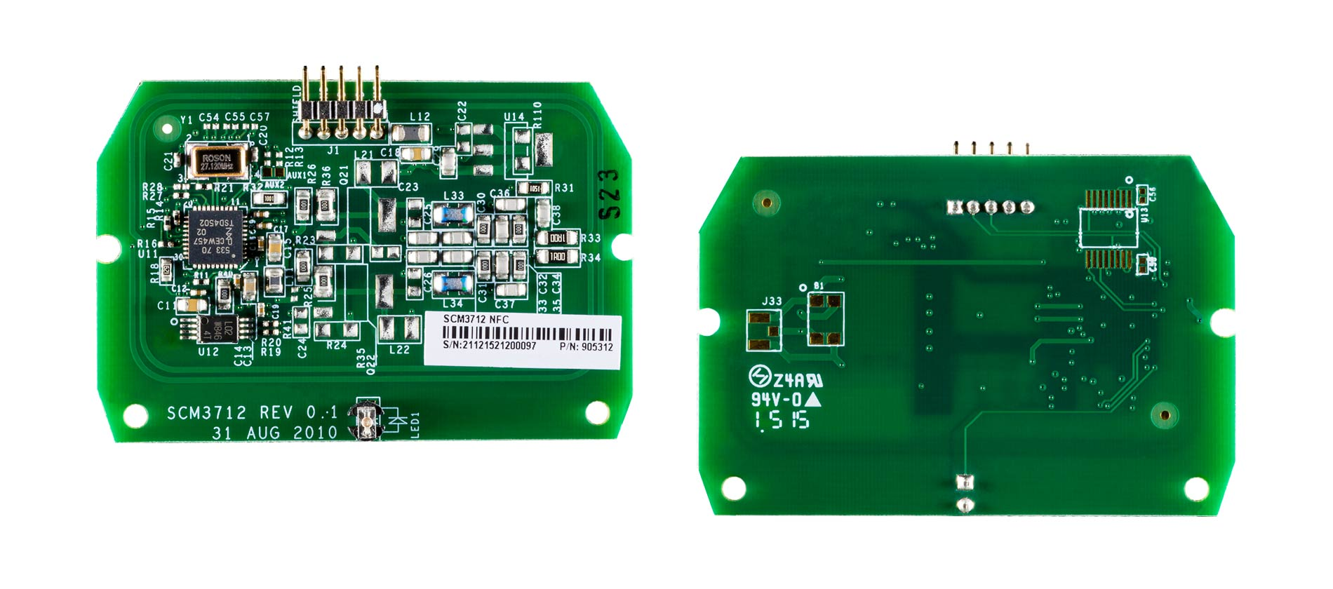 Identiv SCM3712 Contactless Reader Board Family