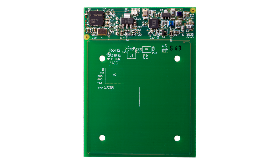 uTrust 3500 F Contactless Smart Card Reader Board