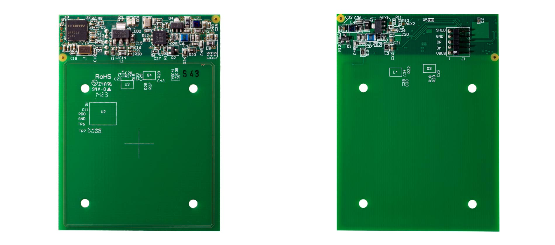 Identiv uTrust 3501 F Smart Card Reader Board