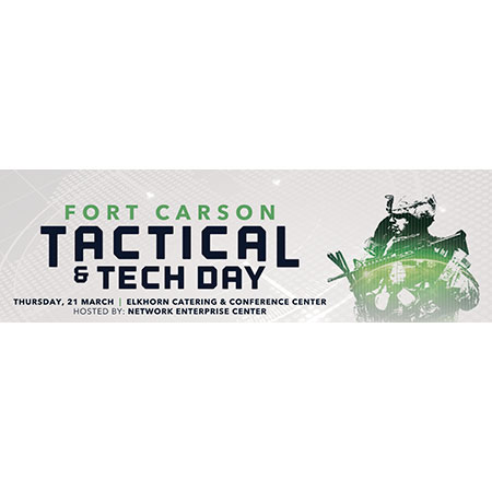 Fort Carson Tactical & Tech Day