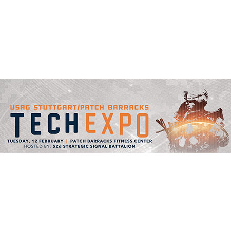 USAG Stuttgart/Patch Barracks Tech Expo