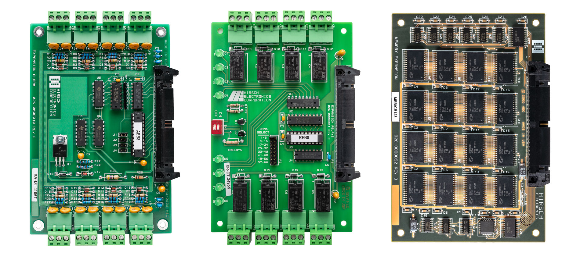 Identiv Expansion Boards