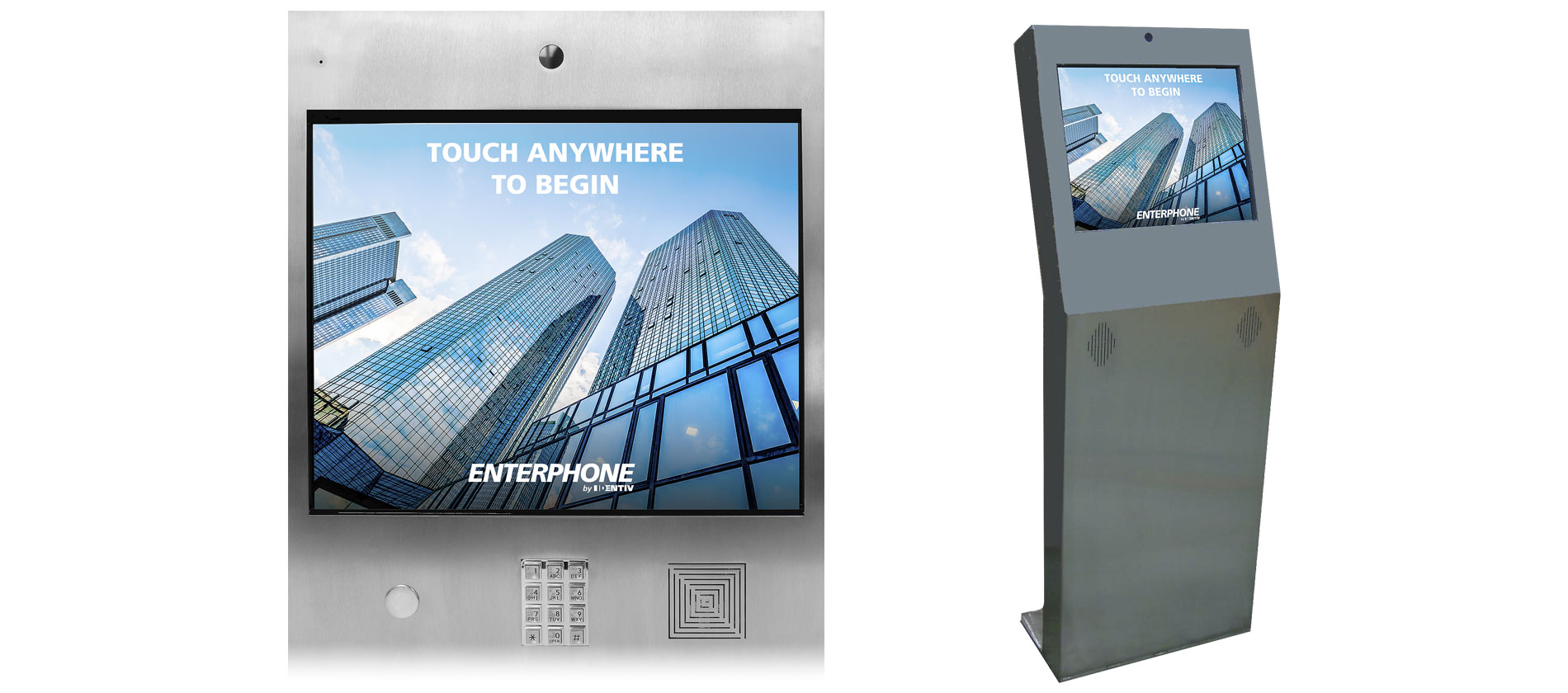 Identiv Enterphone™ Kiosk