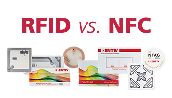 RFID vs  NFC: What's the Difference? - Identiv