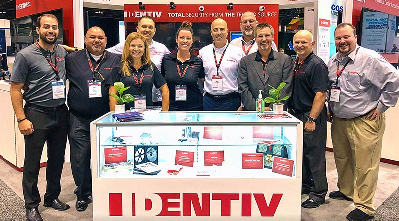Identiv Employees at GSX 2019