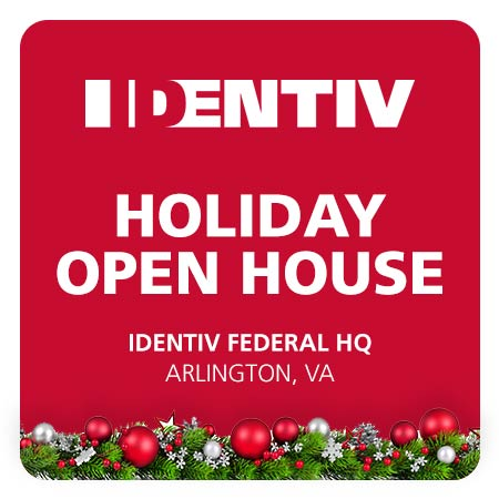 Identiv Federal Headquarters Holiday Open House