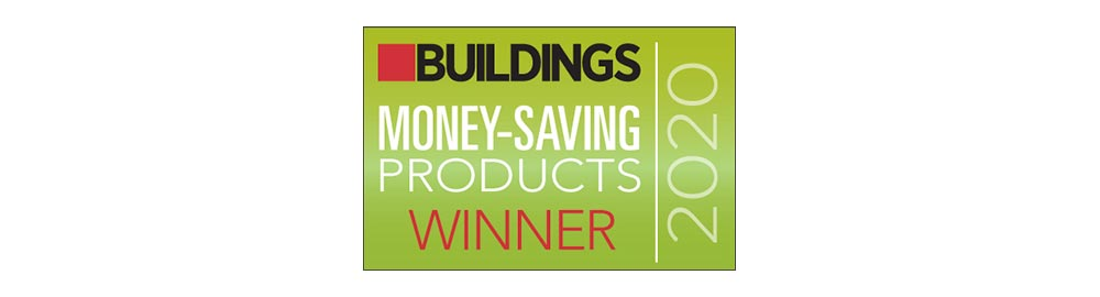 Buildings 2020 Money-Saving Products Award