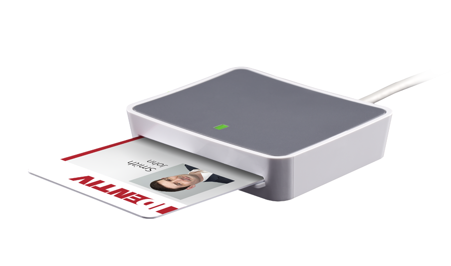 uTrust 2700 R Contact Smart Card Reader