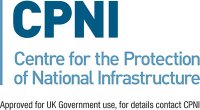 CPNI Approved Logo