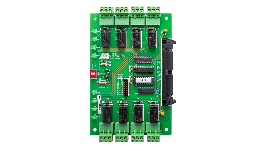Relay Expansion Board (REB8)