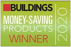 Buildings 2020 Money-Saving Products Winner