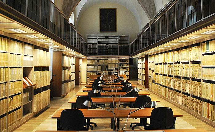 Vatican Secret Archive Library