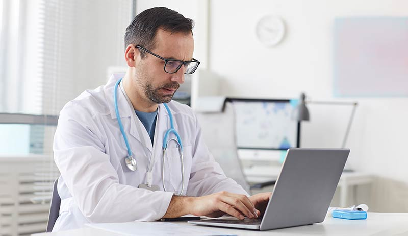 Identity and Cybersecurity Solutions for Healthcare